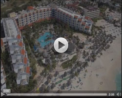 Click to se the video of Costa Linda from the Air