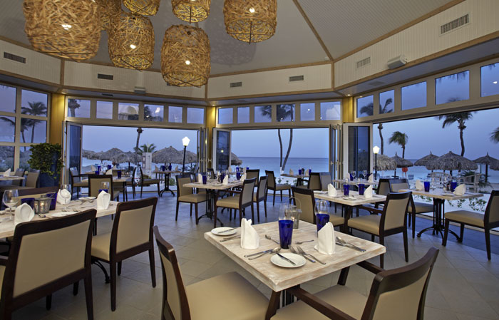 water's edge restaurant